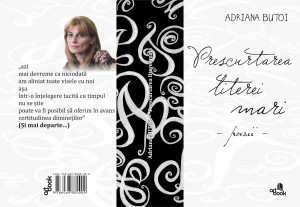 Coperta Adriana Butoi