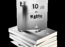 Petre Isachi -Recenzie la volumul 10 zile din martie de Cristina Ștefan