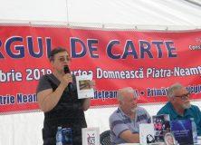 TÂRGUL DE CARTE LIBRIS PIATRA NEAMȚ-15 SEPT 2018