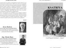 KSATRIYA – Sever Bodron și Florin Dura