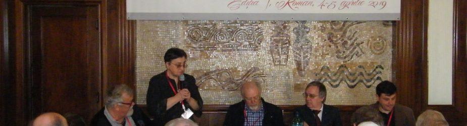 CARAVANA SCRIITORILOR LA ROMAN
