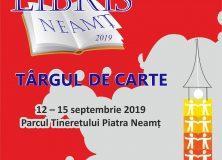 TÂRG DE CARTE – LIBRIS PIATRA NEAMȚ 2019