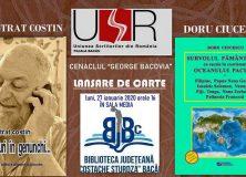 Lansare de carte – Calistrat Costin și Doru Ciucescu
