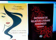 Cristina Ștefan în două volume editate de scriitoarea MARIANA MOGA