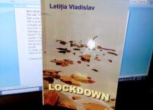 Letiția Vladislav – Lockdown- roman, 2020