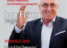 ION FERCU- DAC-AȘ FI FOST DUMNEZEU Romanul autocunoașterii de sine